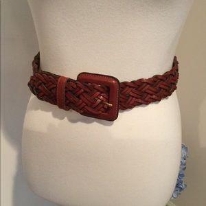 Talbots Woven Belt